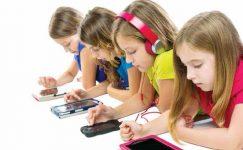 Çocuklar interneti kaç saat kullanmalı ?