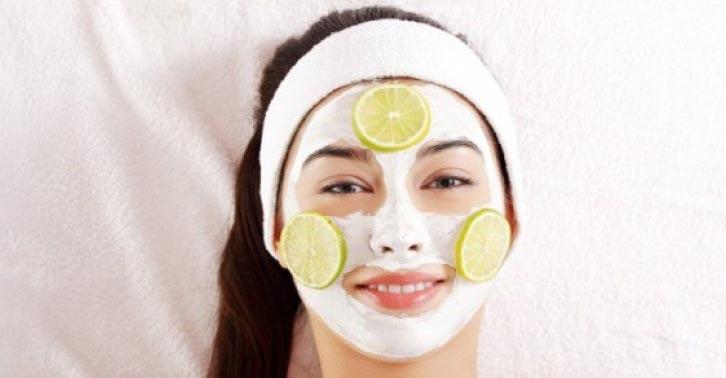 Sivilceler İçin Limon Maskesi