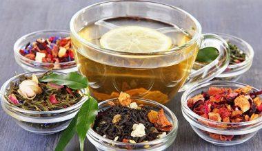 Zayıflatan ve Stresten Arındıran Bitki Çayları