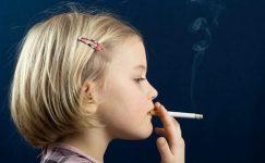Sigaranın Çocuklara Zararları