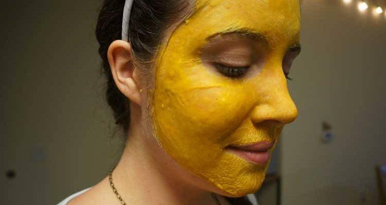 Zerdeçal maskesi nasıl yapılır?