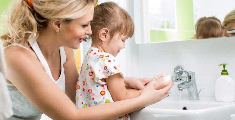 Çocuğa Temizlik ve Hijyen Eğitimi Nasıl Verilir