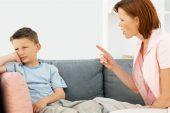 Çocuğa söylenmemesi gereken 10 şey