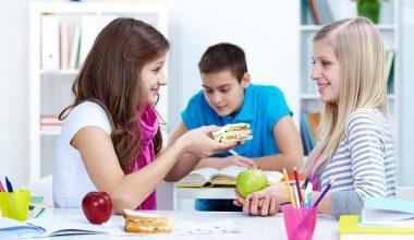 Öğrenciler İçin Diyet
