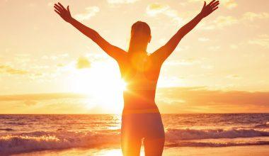 Güneş Mutluluk Hormonu Harekete Geçiriyor