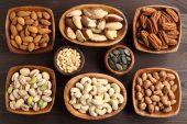 Kuruyemiş Kalorileri Ne Kadardır