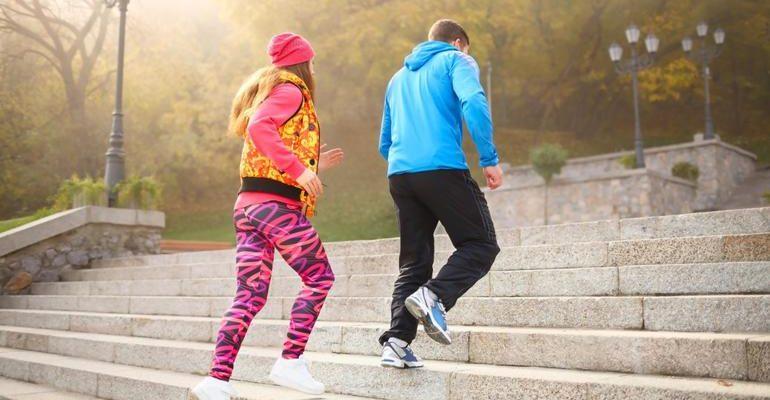 Merdiven Çıkmak Zayıflatır Mı?