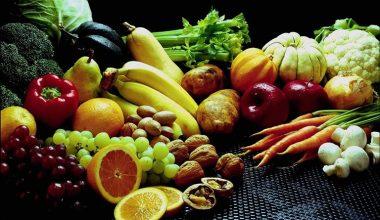 Meyve ve Sebze İle Sağlıklı Diyet