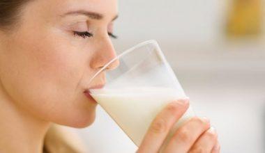 Süt için Yağlanmayı Azaltın