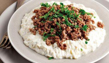Ali Nazik kebabı tarifi tadı damakta kalıyor!