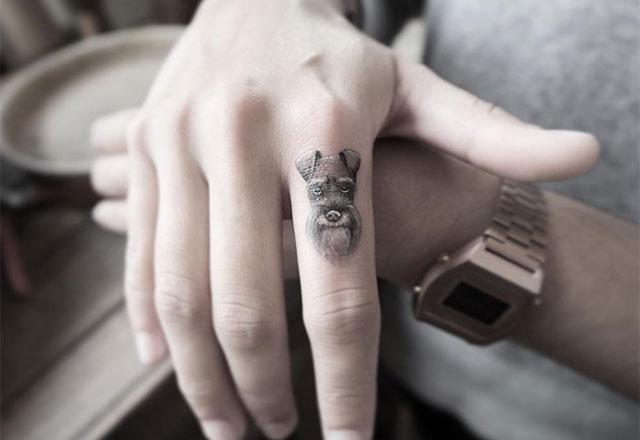 Birbirinden zarif dövme modelleri