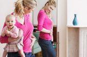 Doğum sonrası göbek sarkması nasıl geçer