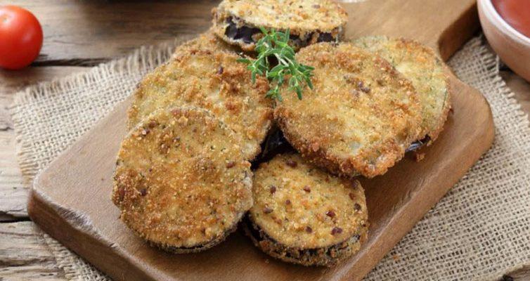 Patlıcan pane tarifleri neler vejetaryan yemeği arayanlar için…