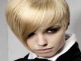 Sarı Saç Modelleri 2012