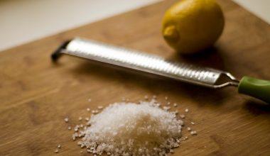 Şeker peelingi evde nasıl yapılır?