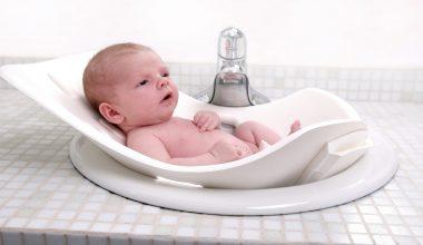 Bebeğinizi tuzla yıkamayın…