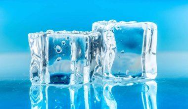 Buzun cilde bilinmeyen faydaları