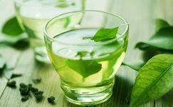 Yeşil çayın cilt üzerinde şaşırtıcı etkileri